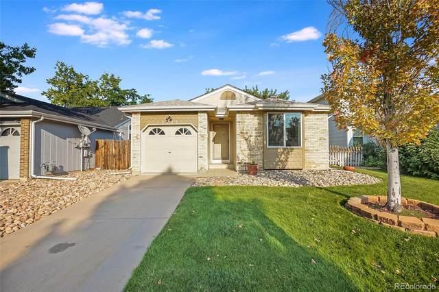 5636 S Zinnia Street, Littleton, CO 80127 (#6405701) :: iHomes Colorado