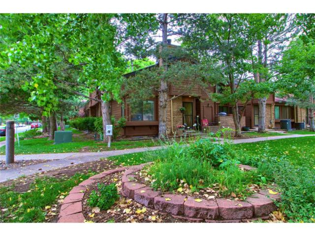2685 S Dayton Way #11, Denver, CO 80231 (MLS #6407691) :: 8z Real Estate