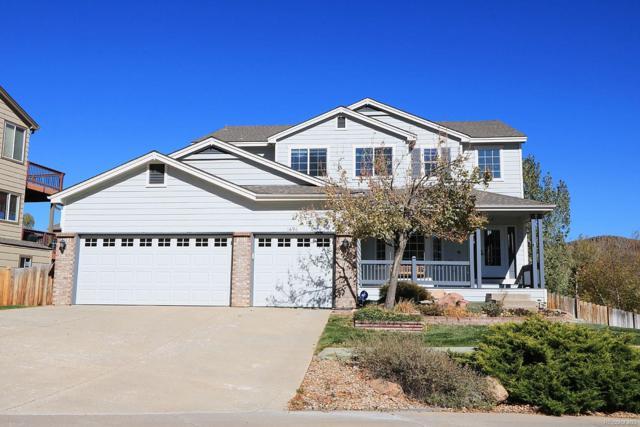 1496 Magpie Court, Golden, CO 80403 (#6407975) :: House Hunters Colorado