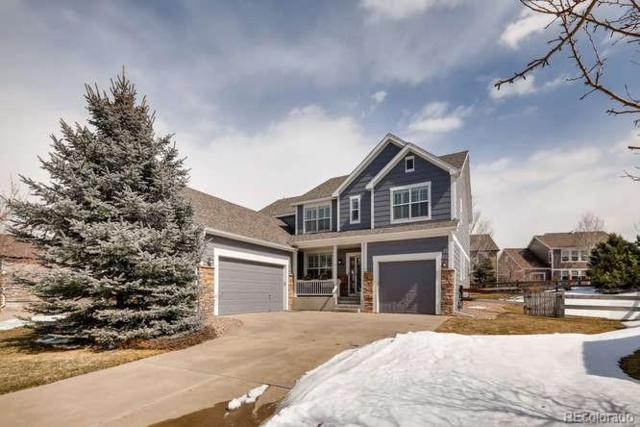 12016 Song Bird Hills Street, Parker, CO 80138 (MLS #6408331) :: 8z Real Estate