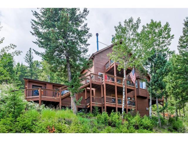 10529 Sunlight Lane, Conifer, CO 80433 (MLS #6408424) :: 8z Real Estate