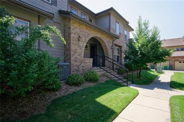 6725 S Winnipeg Circle #106, Aurora, CO 80016 (MLS #6408441) :: 8z Real Estate