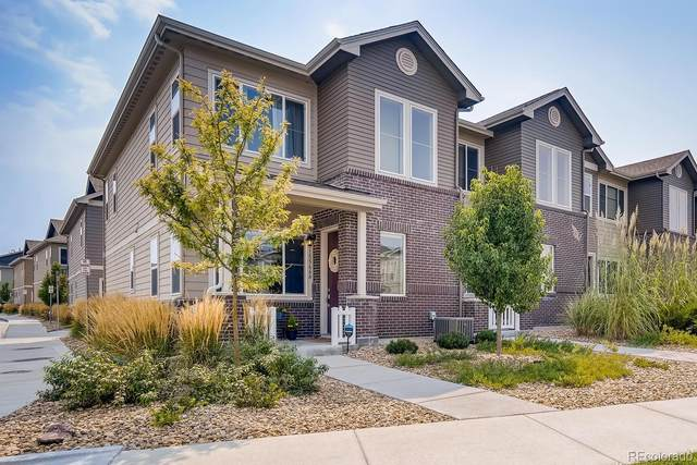 15566 W 64th Loop A, Arvada, CO 80007 (#6409195) :: The DeGrood Team