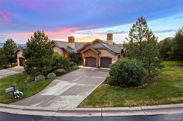 5160 Le Duc Drive, Castle Rock, CO 80108 (#6410519) :: The Colorado Foothills Team | Berkshire Hathaway Elevated Living Real Estate