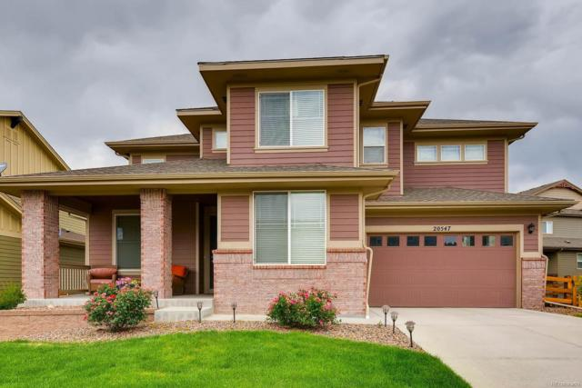 20547 Northern Pine Avenue, Parker, CO 80134 (#6410628) :: The Peak Properties Group