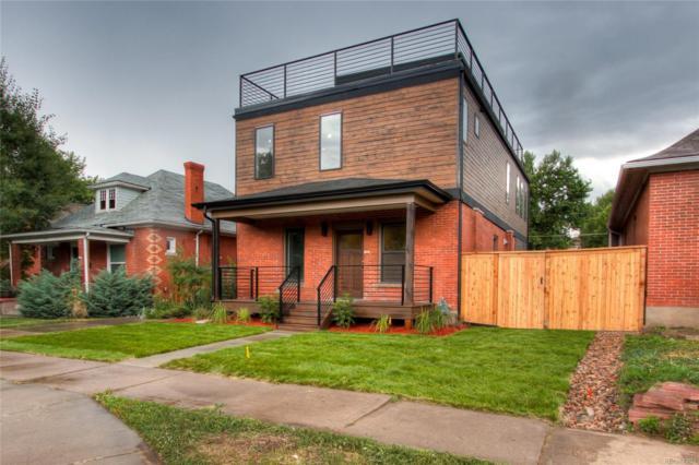 1240 S Clarkson Street, Denver, CO 80210 (#6410668) :: Wisdom Real Estate