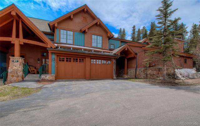 81 Mountain Thunder Drive #701, Breckenridge, CO 80424 (#6410771) :: Chateaux Realty Group