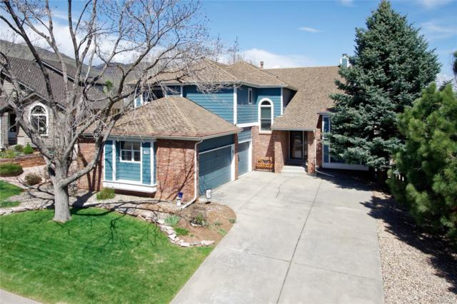 10 Pin Oak Drive, Littleton, CO 80127 (#6410788) :: The Pete Cook Home Group