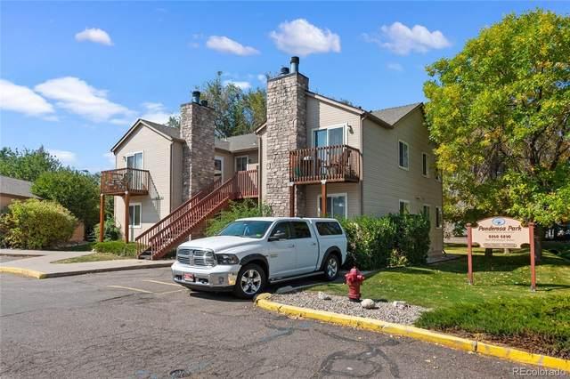 6890 W Mississippi Avenue D, Lakewood, CO 80226 (MLS #6410932) :: 8z Real Estate