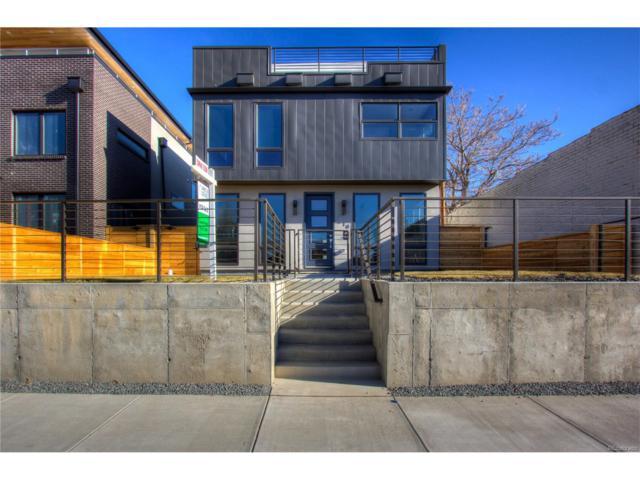 2810 N York Street, Denver, CO 80205 (#6411293) :: Thrive Real Estate Group