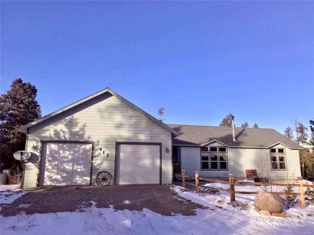 417 Cedar Drive, Twin Lakes, CO 81251 (#6411769) :: The Heyl Group at Keller Williams