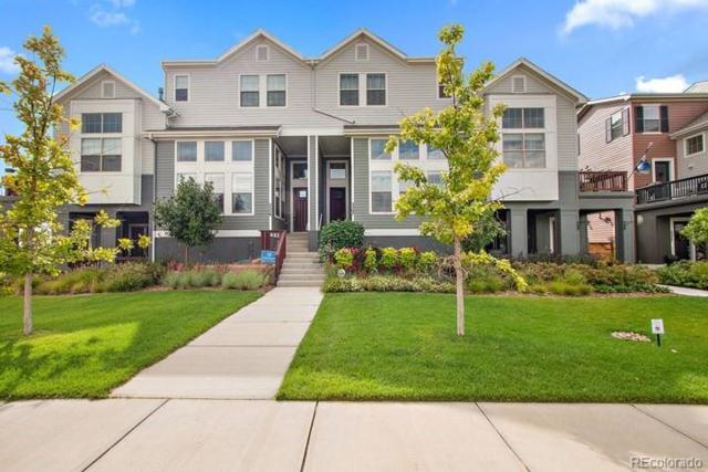 5964 N Dallas Street, Denver, CO 80238 (#6411805) :: The Griffith Home Team