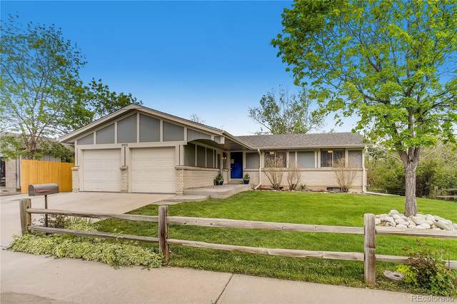 8405 W 77th Way, Arvada, CO 80005 (#6411951) :: The Gilbert Group
