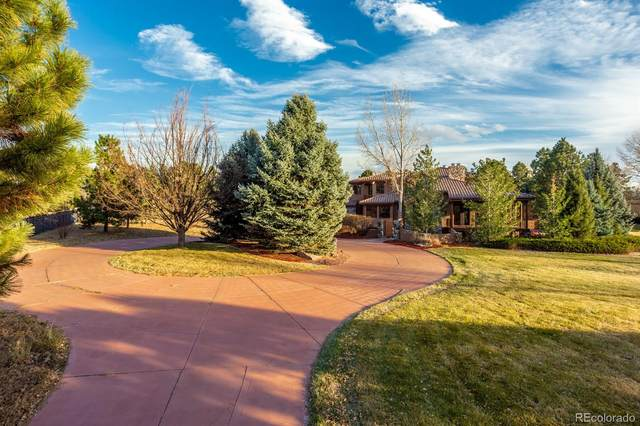 22 Carriage Lane, Cherry Hills Village, CO 80121 (#6411965) :: Stephanie Fryncko | Keller Williams Integrity