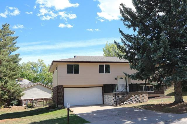 6512 W Brittany Place, Littleton, CO 80123 (#6412045) :: Colorado Team Real Estate