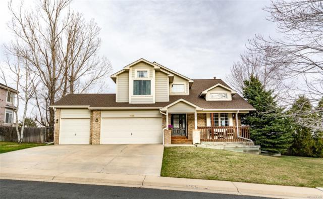 1155 W Enclave Circle, Louisville, CO 80027 (#6412143) :: The Peak Properties Group