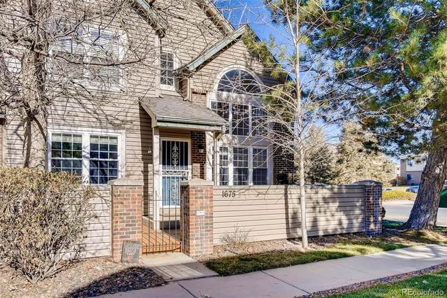 1675 S Fulton Street, Denver, CO 80247 (#6412202) :: Real Estate Professionals