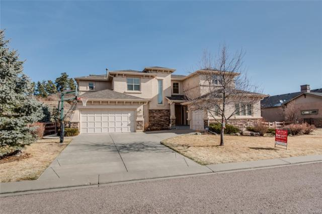 2340 Rusty Ridge Court, Colorado Springs, CO 80921 (#6412402) :: Structure CO Group