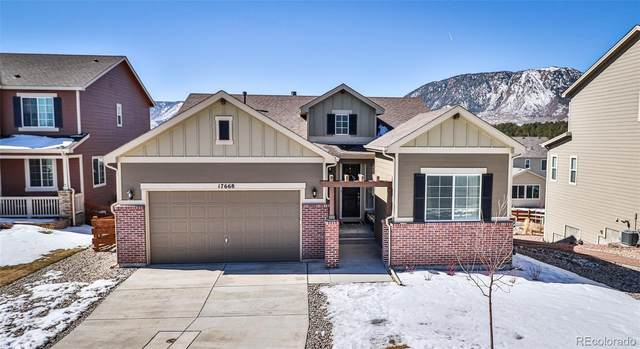 17668 Lake Overlook Court, Monument, CO 80132 (MLS #6412591) :: 8z Real Estate