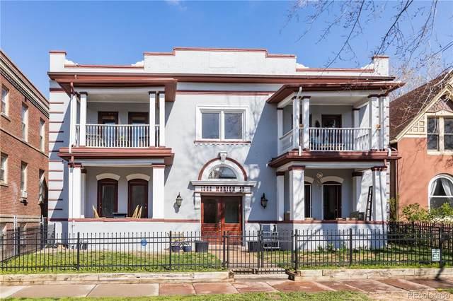 1362 Marion Street C, Denver, CO 80218 (MLS #6412629) :: Wheelhouse Realty