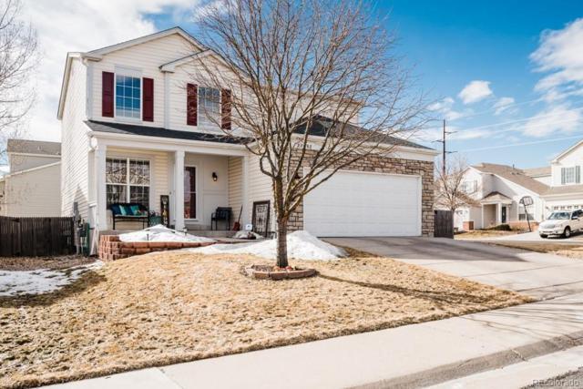 20208 Bluestem Lane, Parker, CO 80138 (#6412754) :: House Hunters Colorado