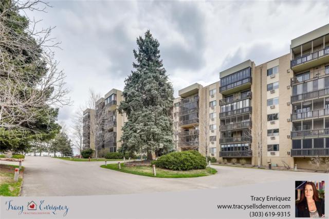14300 E Marina Drive #307, Aurora, CO 80014 (#6412792) :: 5281 Exclusive Homes Realty