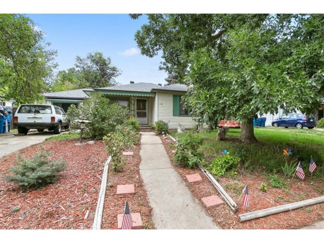 2461 Otis Street, Edgewater, CO 80214 (MLS #6413273) :: 8z Real Estate