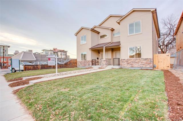 768 N Birch Street, Denver, CO 80220 (#6413551) :: RE/MAX Professionals