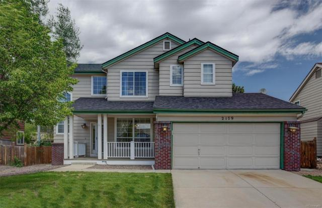 2179 Sandhurst Drive, Castle Rock, CO 80104 (#6413685) :: The DeGrood Team