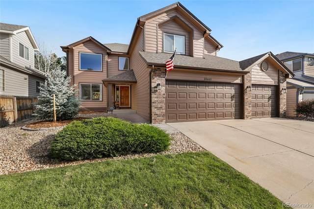 10445 W Coal Mine Place, Littleton, CO 80127 (MLS #6413694) :: 8z Real Estate