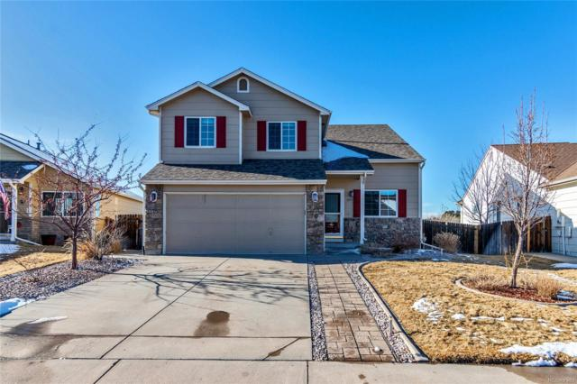 11053 Callaway Court, Parker, CO 80138 (#6413713) :: The Griffith Home Team