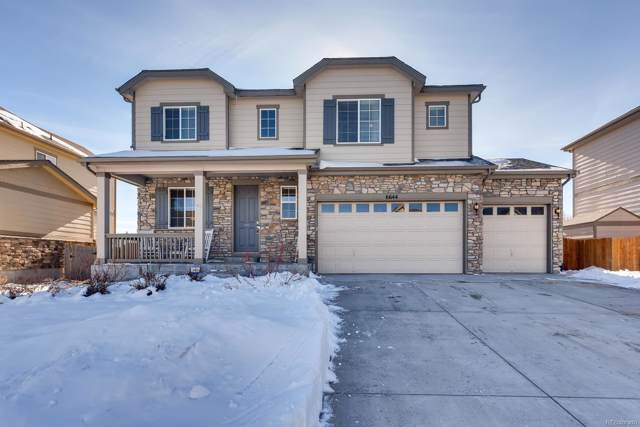 6644 S Kellerman Way, Aurora, CO 80016 (#6414141) :: The Peak Properties Group