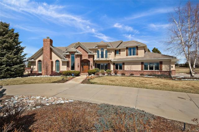 5045 S Holly Street, Cherry Hills Village, CO 80111 (#6415019) :: The Heyl Group at Keller Williams