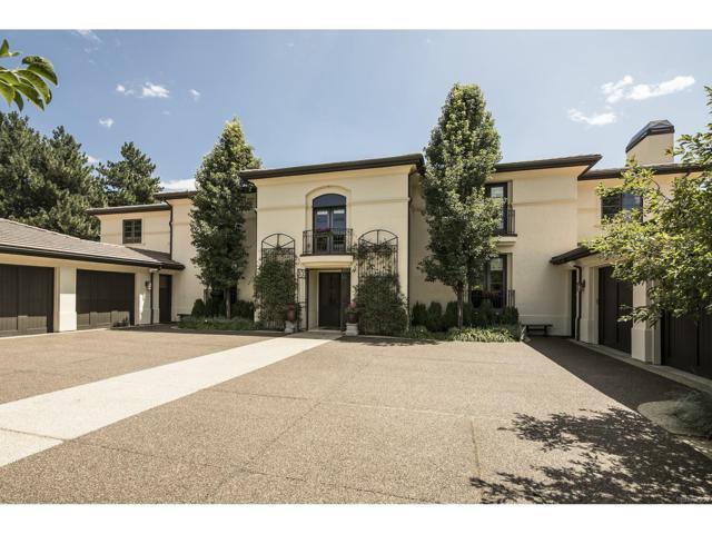 4550 S University Boulevard, Cherry Hills Village, CO 80113 (MLS #6415397) :: 8z Real Estate