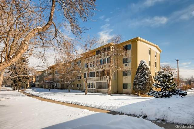 720 S Clinton Street 9A, Denver, CO 80247 (#6415947) :: The Heyl Group at Keller Williams