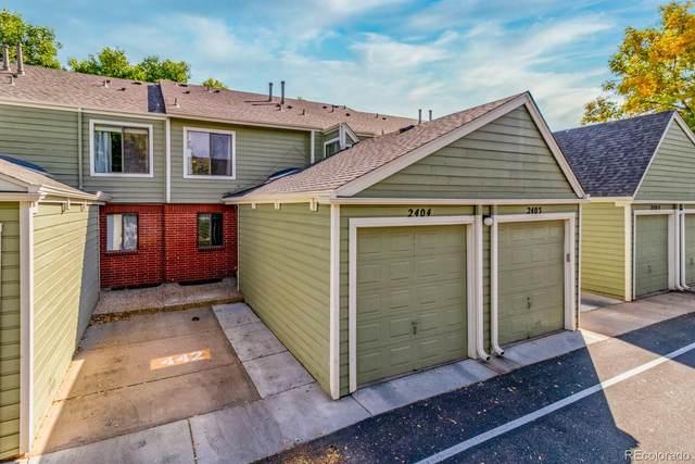 7474 E Arkansas Avenue #2404, Denver, CO 80231 (#6416098) :: The HomeSmiths Team - Keller Williams