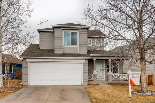 16939 Dandelion Way, Parker, CO 80134 (#6416290) :: The Heyl Group at Keller Williams