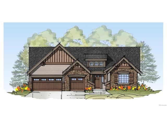 17038 Blue Heron Drive, Pine, CO 80470 (MLS #6416352) :: 8z Real Estate