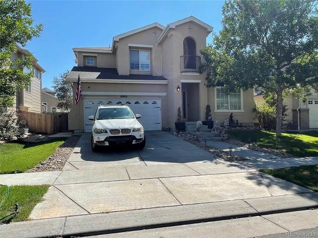 10002 E 113th Avenue, Commerce City, CO 80640 (#6416633) :: Bring Home Denver with Keller Williams Downtown Realty LLC