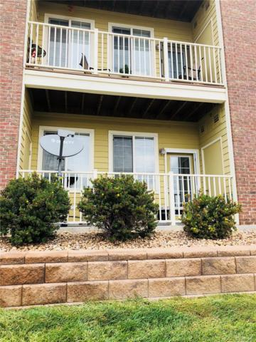 19303 E College Drive #106, Aurora, CO 80013 (#6417210) :: 5281 Exclusive Homes Realty