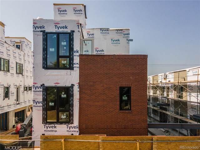 625 Inca Street #2, Denver, CO 80204 (#6417313) :: Real Estate Professionals