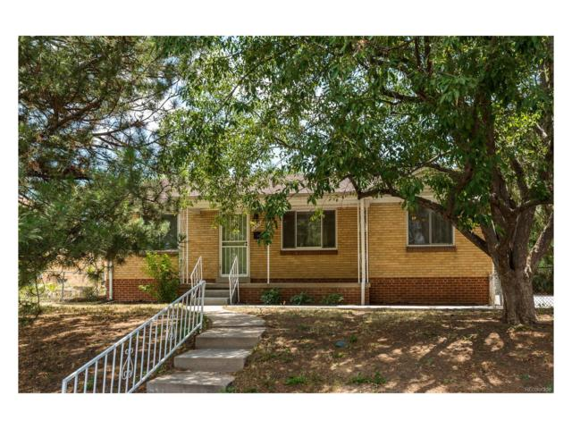 1310 S Bryant Street, Denver, CO 80219 (MLS #6417606) :: 8z Real Estate