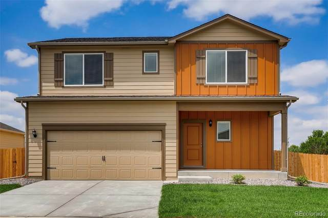 7401 Ellingwood Circle, Frederick, CO 80504 (#6417703) :: The Dixon Group