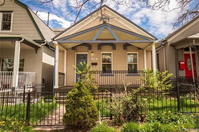 2226 Clarkson Street, Denver, CO 80205 (#6417895) :: Mile High Luxury Real Estate