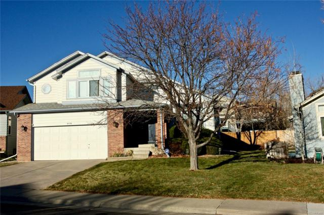 6496 S Xenon Street, Littleton, CO 80127 (#6418035) :: Colorado Home Finder Realty