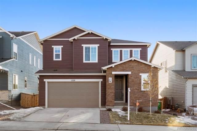 1220 Basalt Ridge Loop, Castle Rock, CO 80108 (MLS #6418038) :: 8z Real Estate