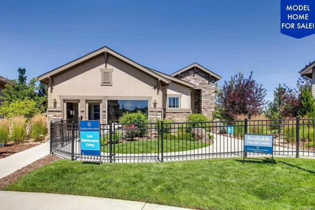 3415 Goodyear Street, Castle Rock, CO 80109 (#6418250) :: Bicker Realty