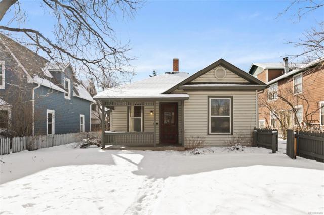 2326 Goss Street, Boulder, CO 80302 (MLS #6419229) :: JROC Properties