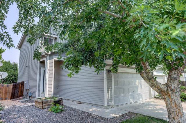 5412 S Picadilly Court, Aurora, CO 80015 (#6419250) :: Compass Colorado Realty