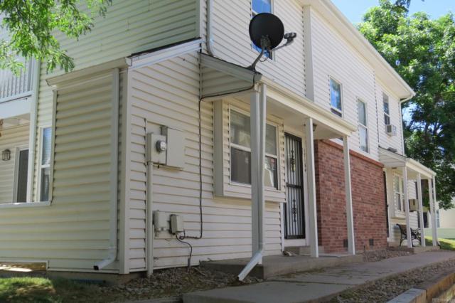 17164 E Ford Drive, Aurora, CO 80017 (#6419360) :: Wisdom Real Estate